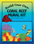 Build your own Coral Reef Mural Kids